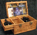 WOOD WONDERS EYEPIECE CASES